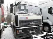 Седельный тягач МАЗ 5440А8-360-031