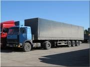 Продам седельный тягач МАЗ 54329,  1993 г.в.   полуприцеп МАЗ 1995 г.в.